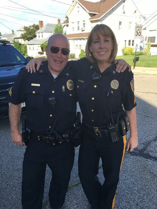Butler police woman Colleen Pascale