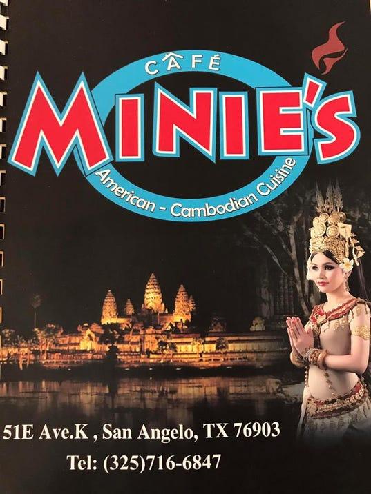 Minie's Cafe San Angelo
