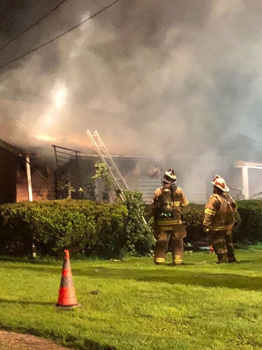 Dover Twp. fire 5/23