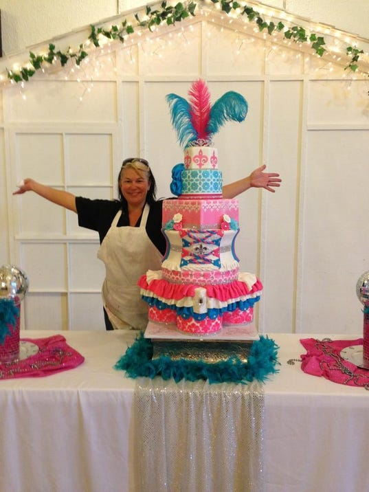big fat gypsy wedding cakes louisville baker takes part in tlc s my big american 11739