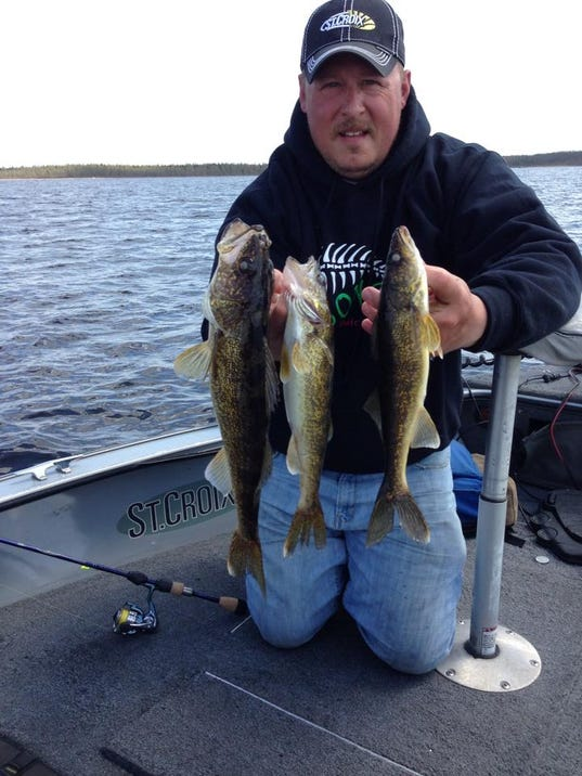 Phillips area fishing report for may 4 for Bay area fishing report