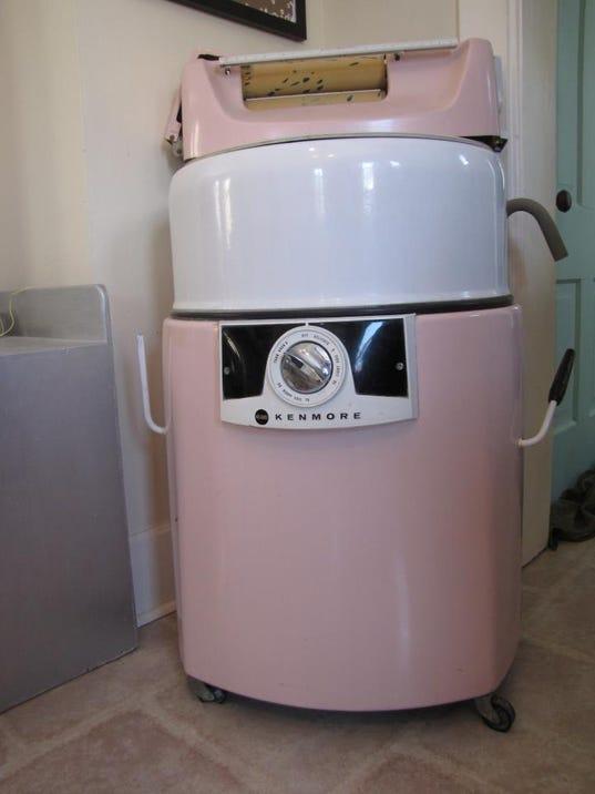 Old Fashioned Washing Machine Images