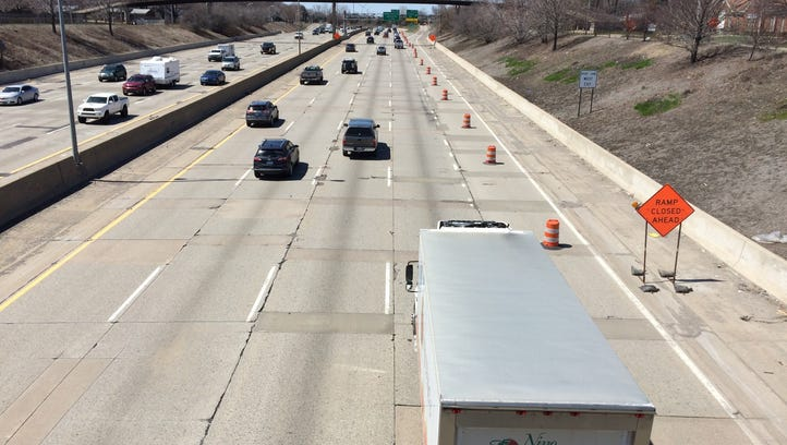 WB I-696 to close in Oakland County June 1