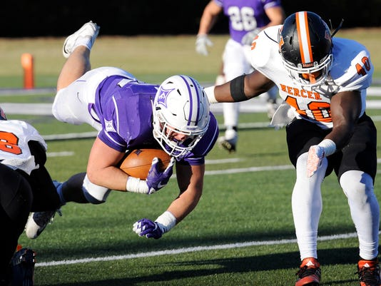 Furman vs. Mercer