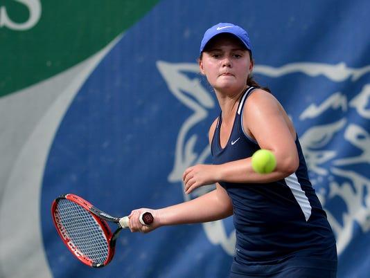 Central York vs Dallastown girls' tennis