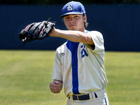 All-West Tennessee Boys' Baseball Player of the Year