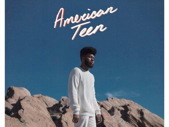 "Americas High graduate Khalid's album, ""American Teen,"""