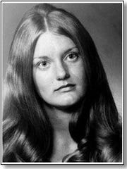 A file photo of Michelle Mitchell, a nursing student at UNR who was found with her hands bound and her throat slashed at garage near campus in 1976.
