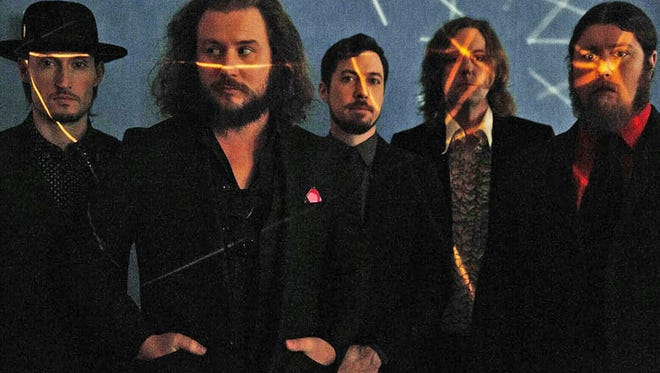 Beloved indie rockers My Morning Jacket will meet the fan base head on Thursday night at the Tower Theatre.