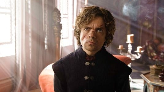 """Peter Dinklage as Tyrion Lannister in """"Game of Thrones."""""""