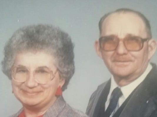 Anniversaries: Don Berg & Donna Berg