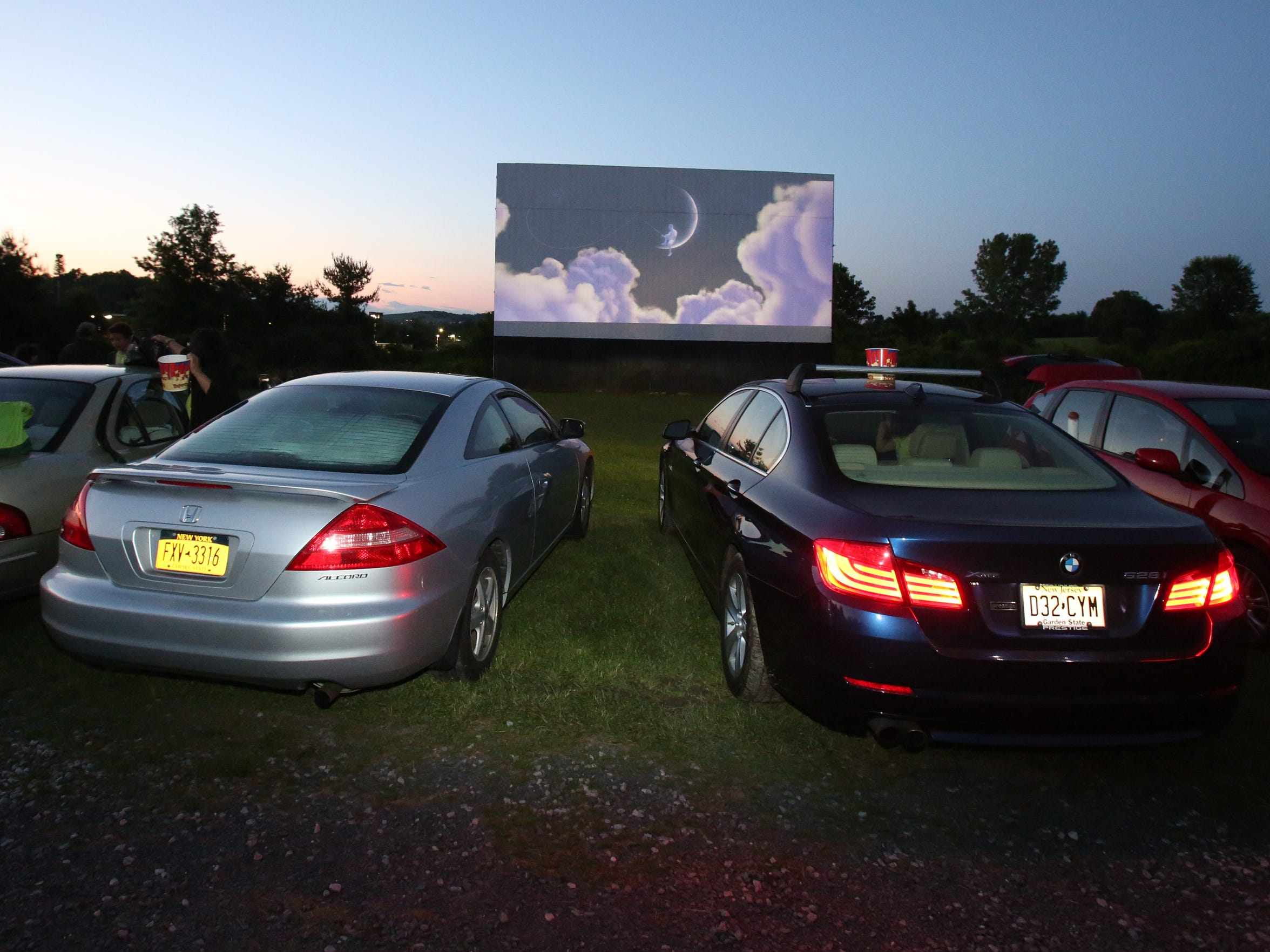 There's none in the Lower Hudson Valley, but several drive-in theaters await you just a bit to the north.