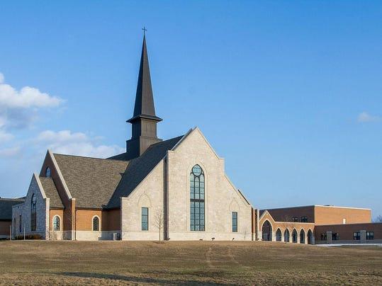 St. Jerome Catholic Church and School in Oconomowoc