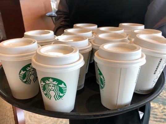 Starbucks small cups