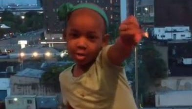 """Leah Still, the inspirational 5-year-old daughter of Bengals defensive lineman Devon Still, has been brushing up on her dance moves for the popular song by Silento, entitled """"Watch Me (Whip/Nae Nae)."""""""