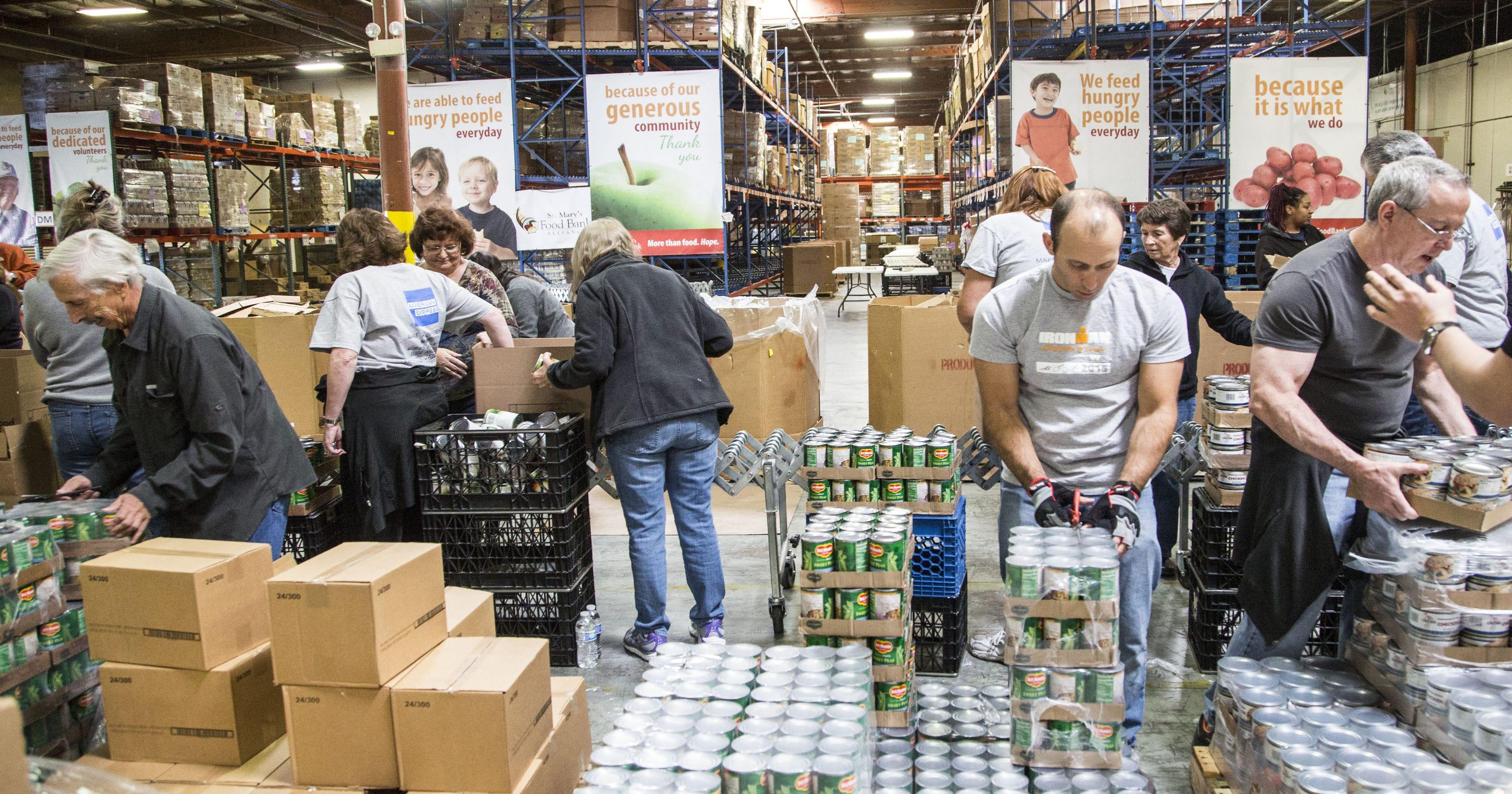 Phoenix Area Food Banks Turning Away Citrus Donations