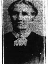 Granny Mary Faulkner's obituary photo from Oregon Daily