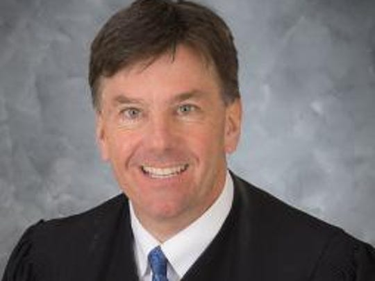 Russ Fagg, former judge considering run against Jon Tester.Courtesy pic, June 2017