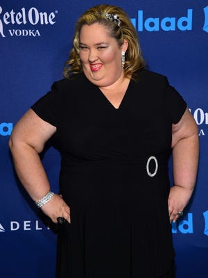 """June """"Mama"""" Shannon attends the 24th Annual GLAAD Media Awards on March 16, 2013 in New York City."""