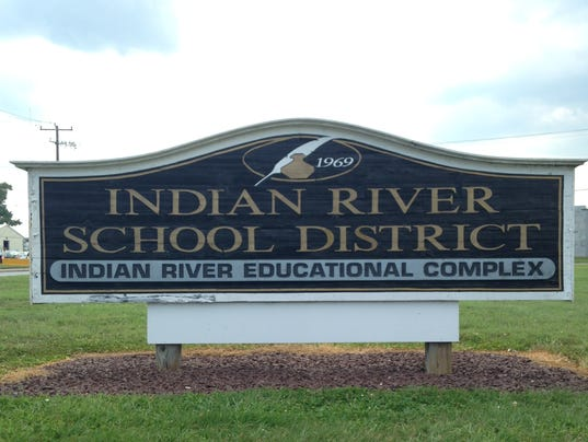 indian river school district logo