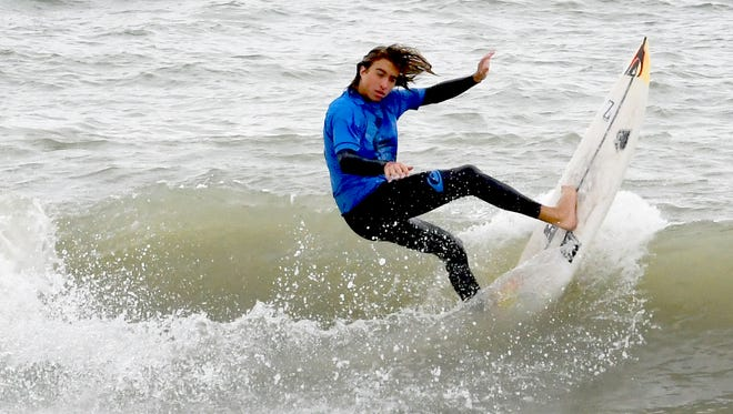 The final day of the 2019 Ron Jon Beach 'N Boards Fest at Alan Shepard Park in Cocoa Beach included surfing, a high school volleyball tournament, the Billabong Wakeboard Demo, and many other activities.