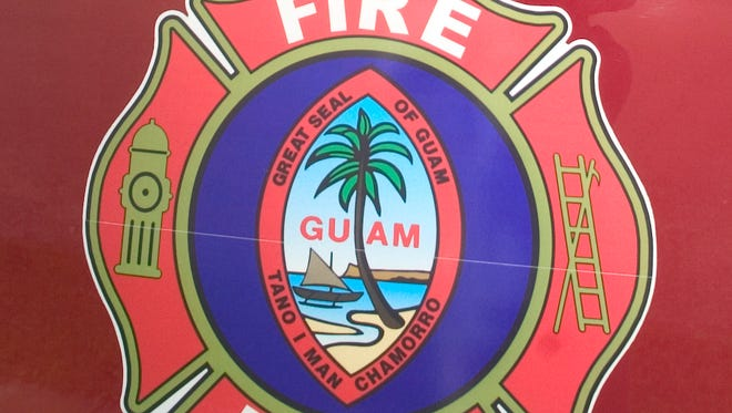 Guam Fire Department.