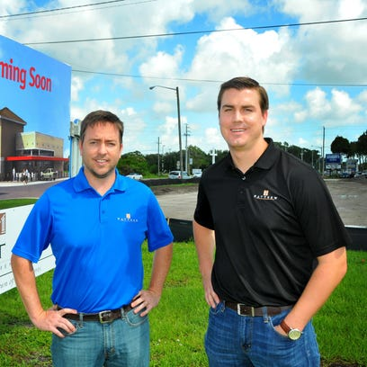 Danny Renfro and Matt Williams of Mathew Development