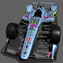 Pippa Mann will be in the No. 63 Donate Life Indiana car for Dale Coyne Racing at this year's Indianapolis 500 instead of her traditional pink livery.