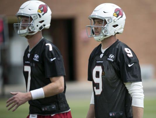 NFL: Arizona Cardinals Spring Practice