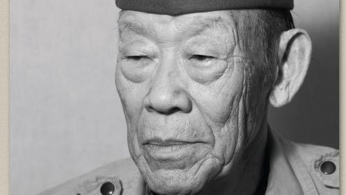 Robert Izumi is a veteran of World War II, Korea and Vietnam.