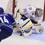5 takeaways from Predators' 4-2 loss to Canucks