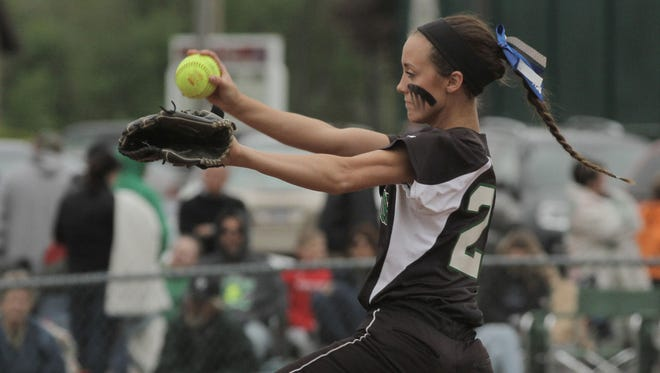 Clear Fork's Darian Gottfried was named News Journal Pitcher of the Year for the second year in a row on Saturday.