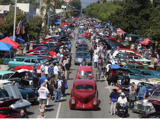 Route Car Show Begins Today In California - Where is the car show today