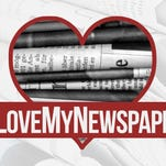 Gabordi: It's time to show the love on #LoveMyNewspaper Day