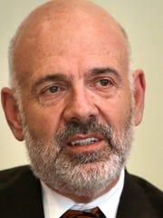 April 21, 2016 - Joe DiPietro, UT system president. (Stan Carroll/The Commercial Appeal)