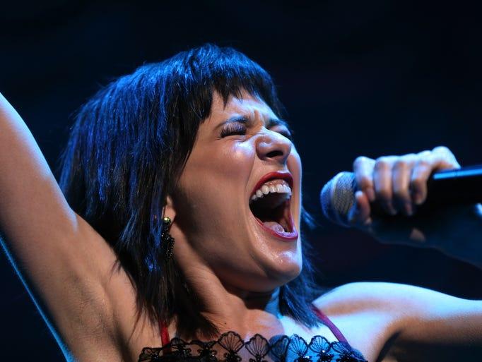 Sara Niemietz performs with Scott Bradlee's Postmodern