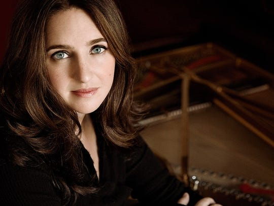 Pianist Simone Dinnerstein will perform with the Shreveport Symphony Orchestra on Feb. 2 and in a chamber music concert Feb. 3 in Shreveport.
