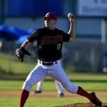 Voyagers pitcher Tanner Banks is one of three Great Falls players on the Pioneer League All-Star Team.