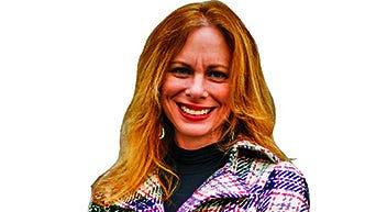West Extra columnist Caurie Putnam.
