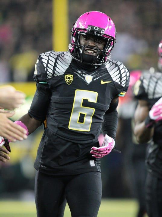 Injury Report: Oregon's Thomas, Notre Dame's Rees set to ...