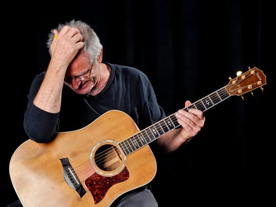 Tim McKenzie plays Friday nights through January at Hotel Vermont.