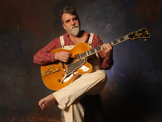 "Darrell Scott will perform at the ""Smoky Mountain Jamboree"" series at the Clayton Center for the Arts in Maryville."