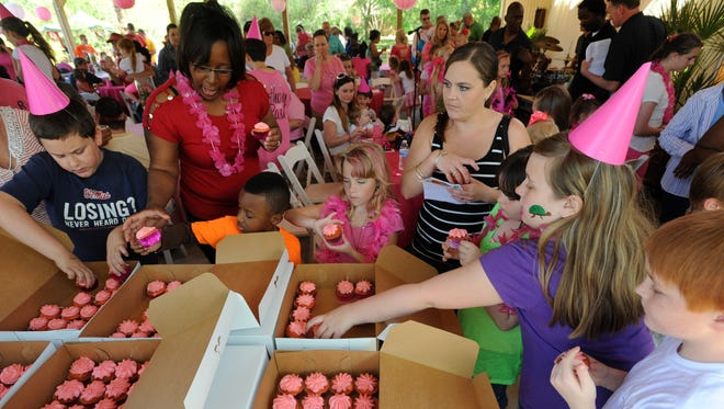The Hattiesburg Zoo's annual Birthday Bash will be from 10 a.m. to 4 p.m. April 25. Admission to the event is $10.