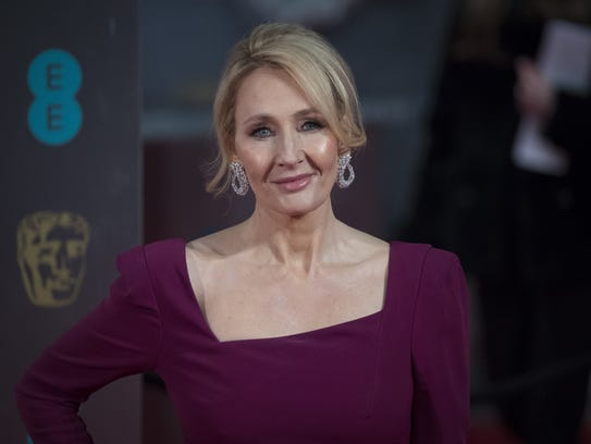 J.K. Rowling, the woman who started it all two decades
