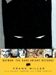 'The Dark Knight Returns' by Frank Miller