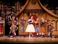 Family Afternoon at Snow White the Ballet