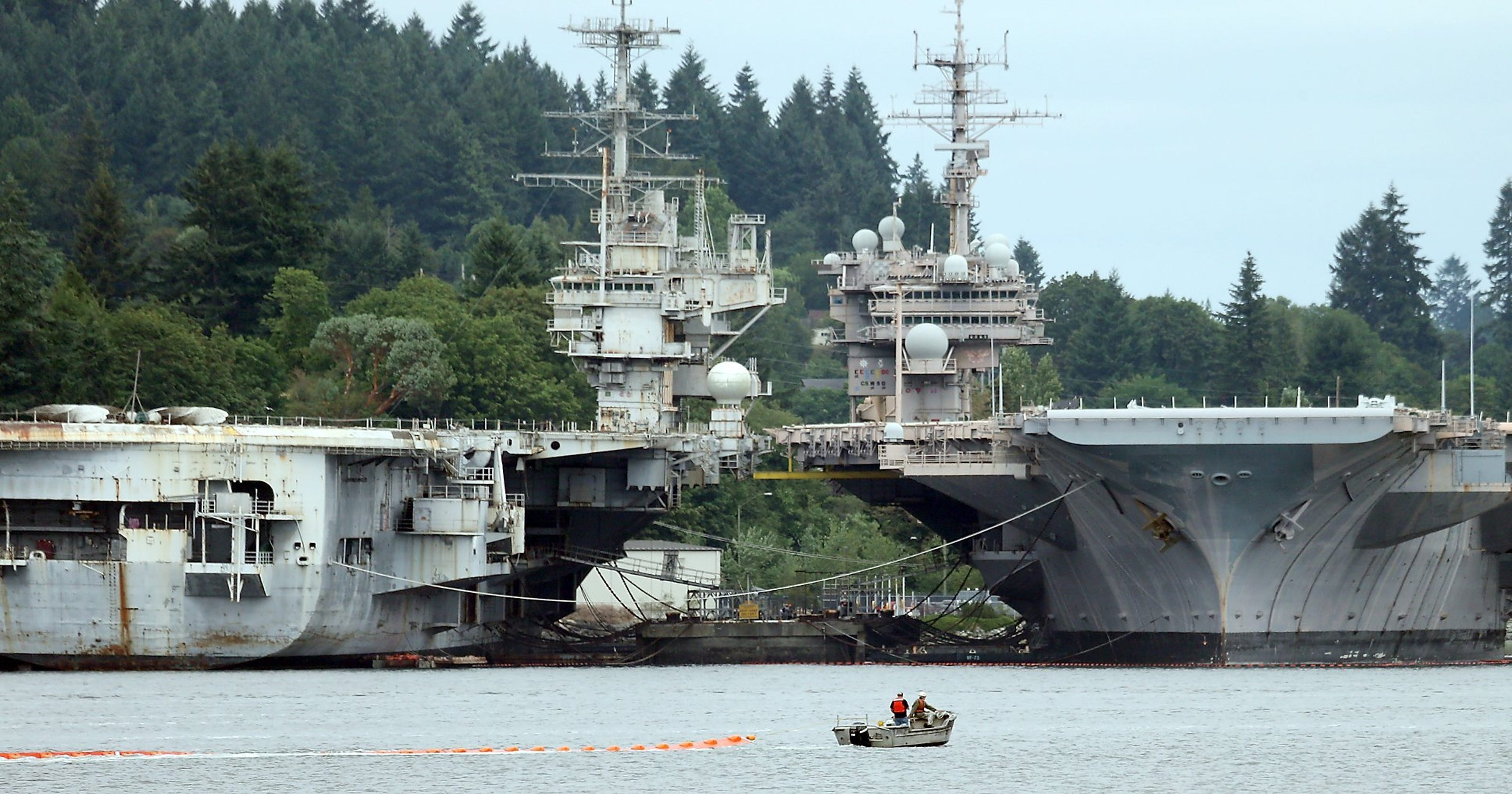 Navy hull-scraping: Attorney general threatens to join suit
