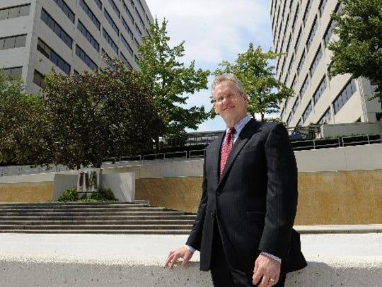 TVA President and CEO Bill Johnson