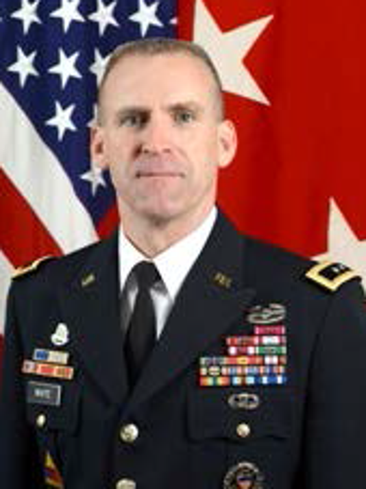 Major General Robert P. White