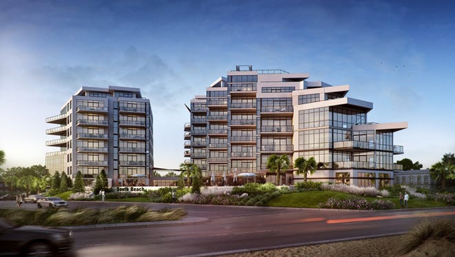 South Beach at Long Branch will have 47 luxury condominiums with ocean views, two blocks from Pier Village.